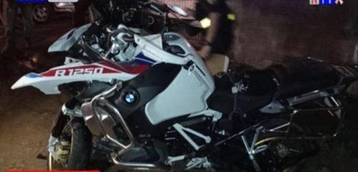 Fatal choque entre dos motocicletas en Itapúa