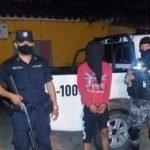 Detienen al último sospechoso de asaltar con machetes un comercio en Mariano